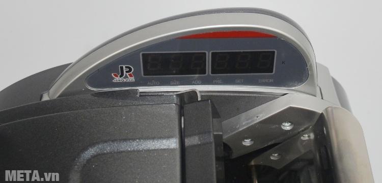 Màn hình trên máy đếm tiền Jingrui JR 2880