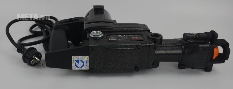 Máy khoan bê tông FEG 38mm EG-580 lắp ráp mũi khoan nhanh chóng.