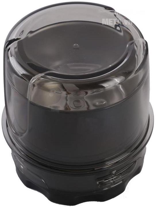 Máy xay sinh tố Bosch MMB33P5B với cối xay tiêu, hạt khô.