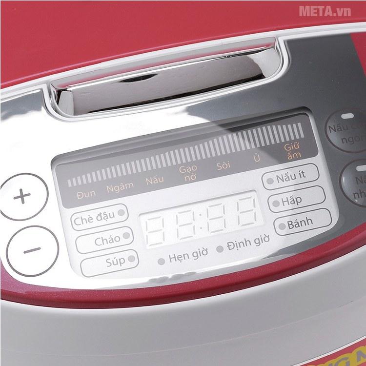 Nồi cơm điện tử Supor CFXB50FC29VN-75 1,8 lít đa chức năng nấu.