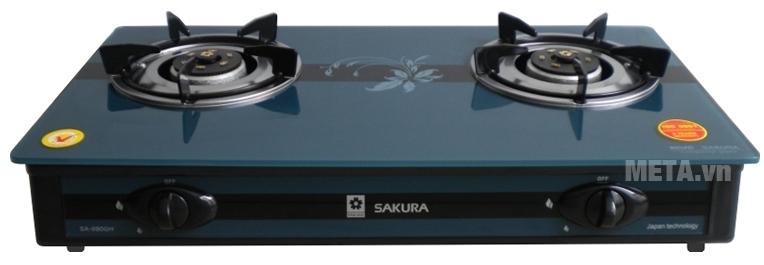 p gas Sakura SA-690GH sử dụng công nghệ mới giúp tiết kiệm nhiên liệu.