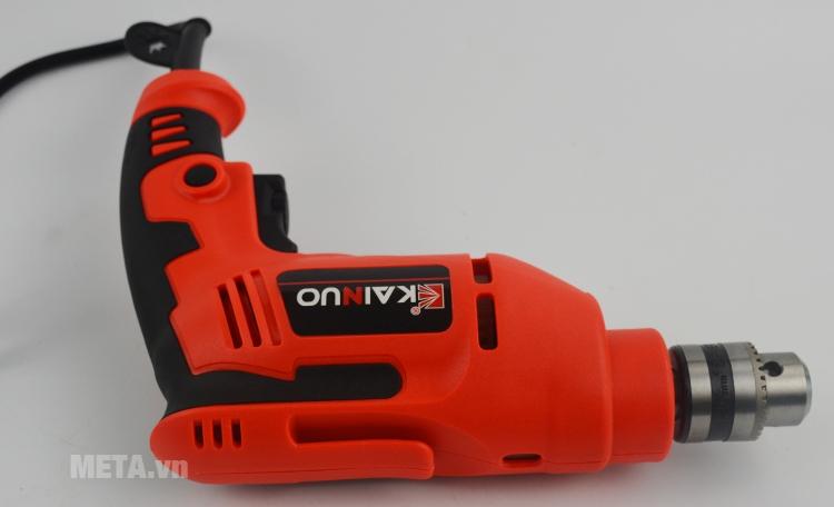 Máy khoan Kainuo 2012 450W có đầu lắp mũi khoan chắc chắn