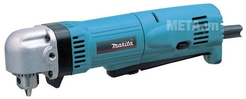 Máy khoan góc Makita DA3010 nhỏ gọn phù hợp sử dụng ở những nơi có không gian hẹp.