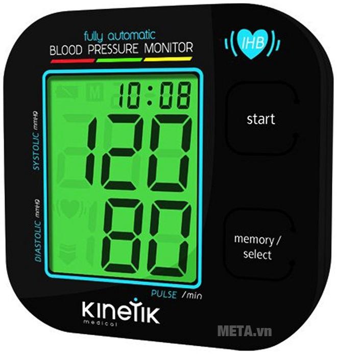 Máy đo huyết áp bắp tay Kinetik BPM1KTL