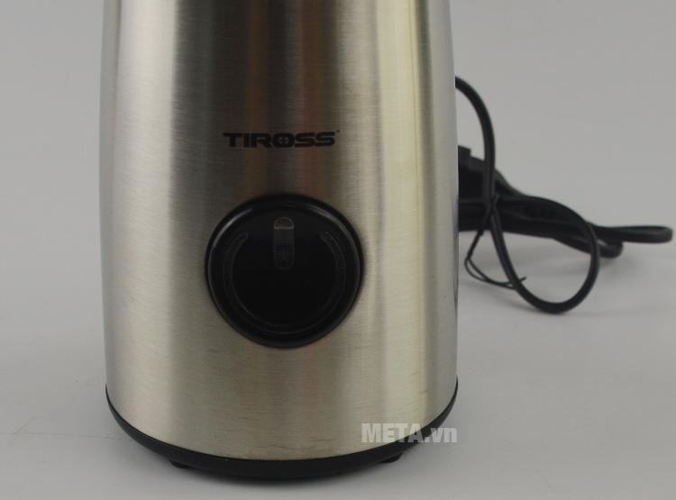 Công tắc bật/tắt của máy xay cà phê mini Tiross TS532