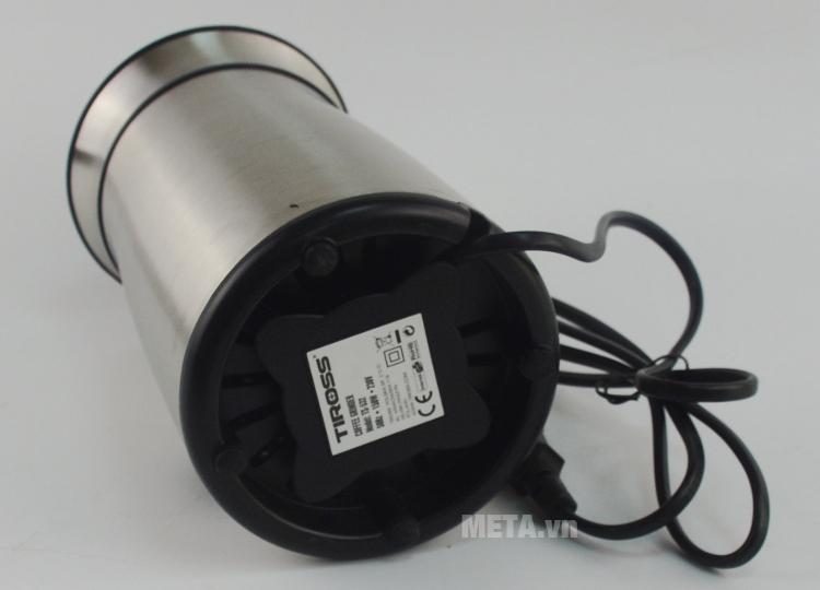 Máy xay cà phê mini Tiross TS532 dùng cho gia đình.