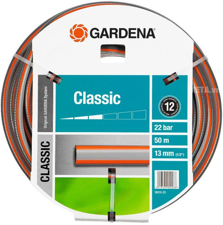 Cuộn ống dây 50m 1/2'' 13mm Gardena 18010-20