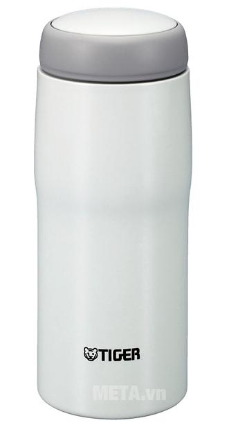 Bình giữ nhiệt lưỡng tính Tiger MJA-A048 màu trắng
