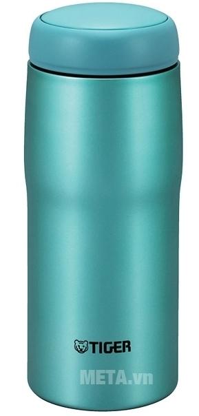 Bình giữ nhiệt lưỡng tính Tiger MJA-A048 màu xanh