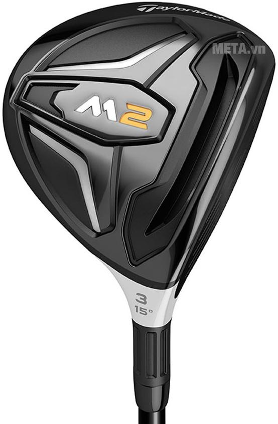 Gậy golf nam TaylorMade Fairway M2 AS #3 TM1-216 B18390