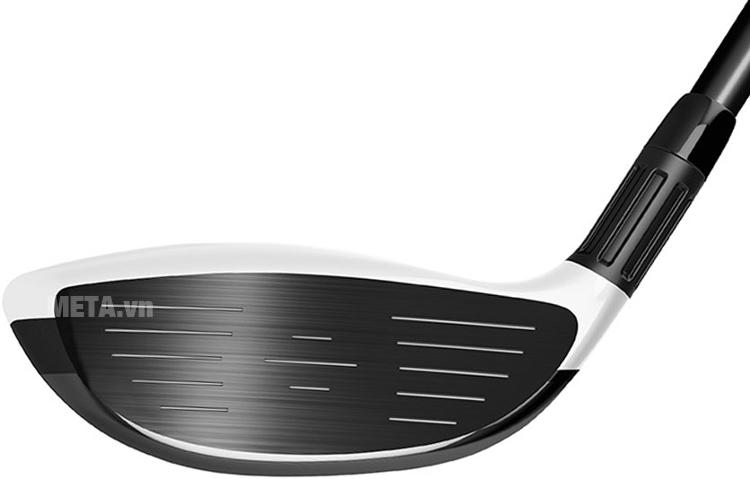 Gậy golf nam TaylorMade Fairway M2 AS #3 TM1-216 B18390 với thiết kế má gậy giúp tăng khoảng cách khi đánh.