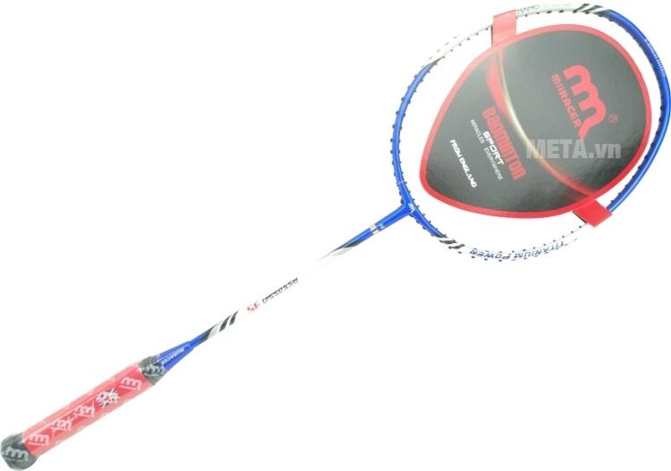 Vợt cầu lông Miiracer Assassin 35+ dùng được cả thi đấu lẫn luyện tập.