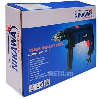Vỏ máy khoan động lực đa năng Nikawa NK-I810