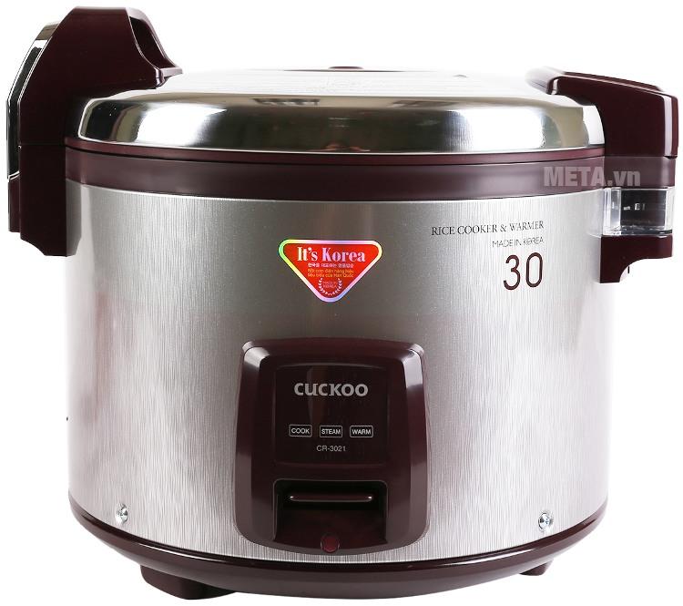 Nồi cơm điện Cuckoo CR-3021 - 5,4 lít