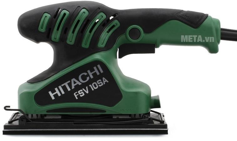 Máy chà nhám rung Hitachi FSV10SA có kết cấu chắc chắn