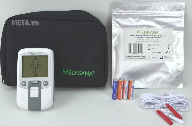 Trọn bộ máy massage xung điện TDP