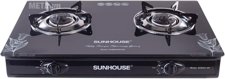 Bếp gas dương kính Sunhouse SHB301HP-MT