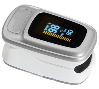 Máy đo SpO2 cầm tay Lanaform S1 có màn hình OLED
