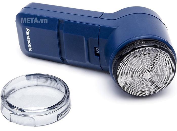 Máy cạo râu Panasonic ES534 có nắp bảo vệ đi kèm