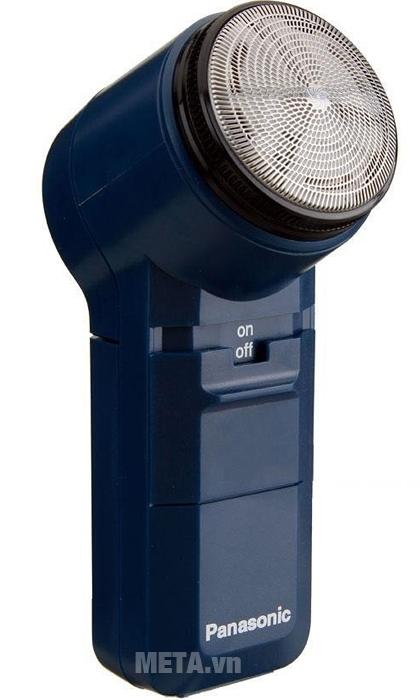 Máy cạo râu Panasonic ES534 có tên hãng trên thân máy