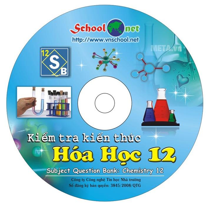 Kiểm tra kiến thức Hóa học 12 là phần mềm bản quyền.