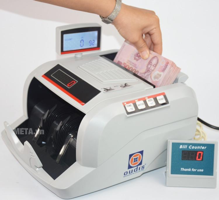 Máy đếm tiền Oudis 6900A
