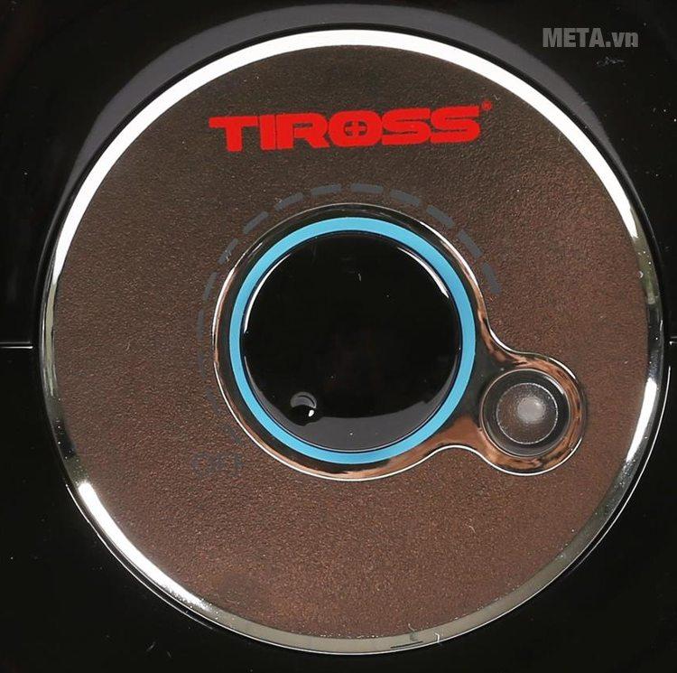 Máy tạo ẩm Tiross TS-842 với thiết kế nút điều khiển.