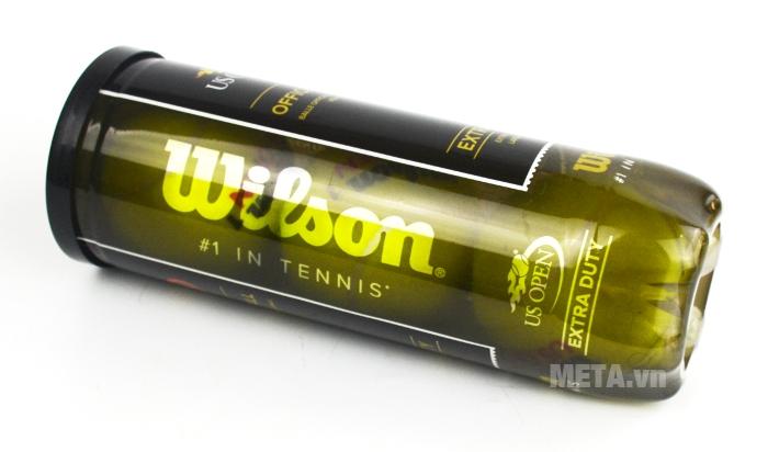 Bóng tennis Wilson Us Open dùng chơi trên sân cứng