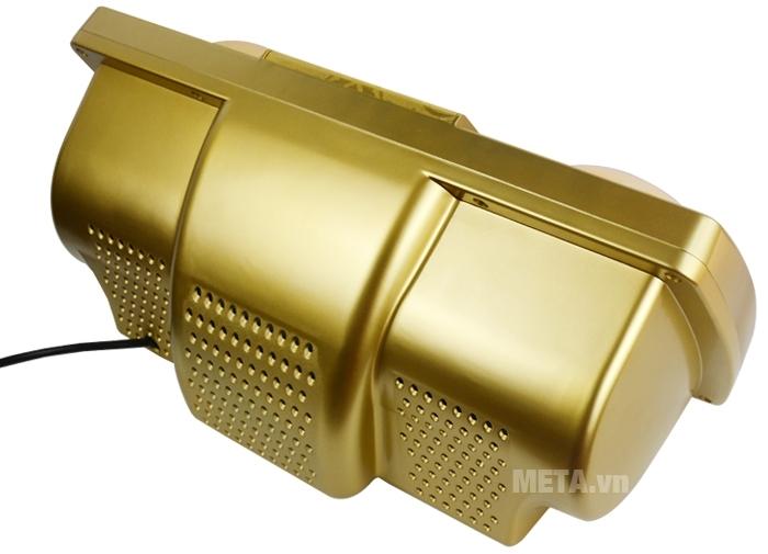Đèn sưởi nhà tắm 2 bóng Kottmann K2B-HW-G đạt chuẩn Châu Âu RoHS, CE, TEST.com.