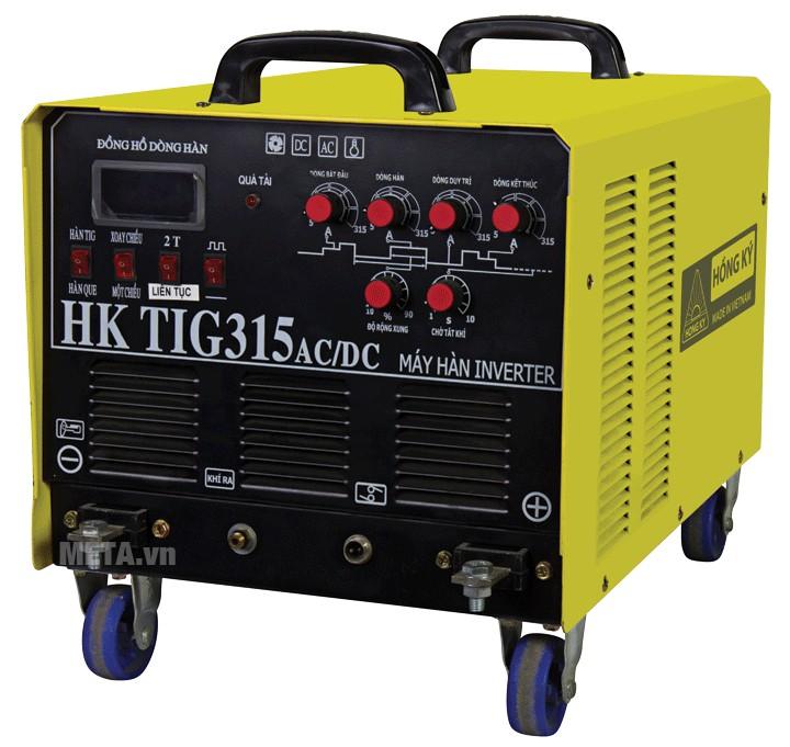 Máy hàn điện tử Hồng Ký HK TIG 315 AC/DC