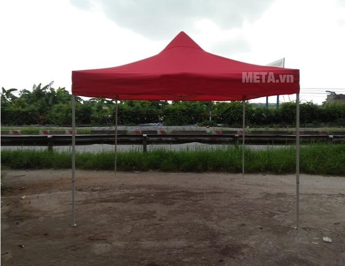 Khung nhà bạt di dộng 3m x 3m được ứng dụng cho các sự kiện, quảng bá...