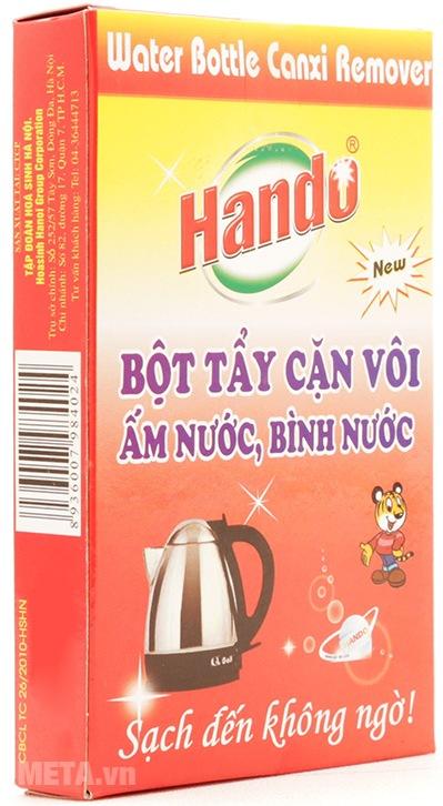 Bột tẩy cặn canxi Hando