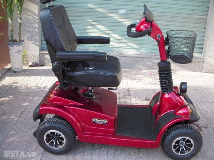 Xe lăn điện HA-3029S dành cho người khuyết tật.