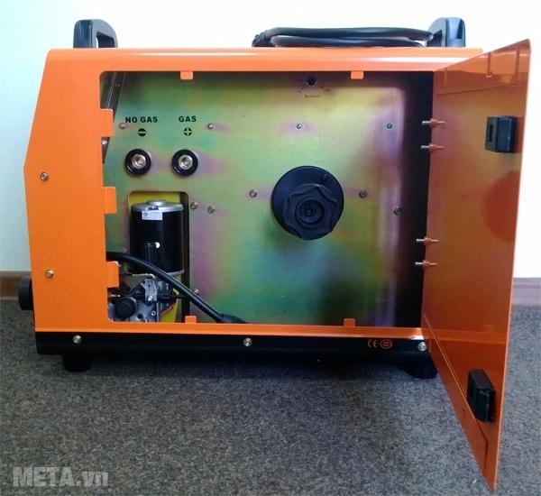 Máy hàn bán tự động Jasic MIG 250 (J46) tiết kiệm điện.