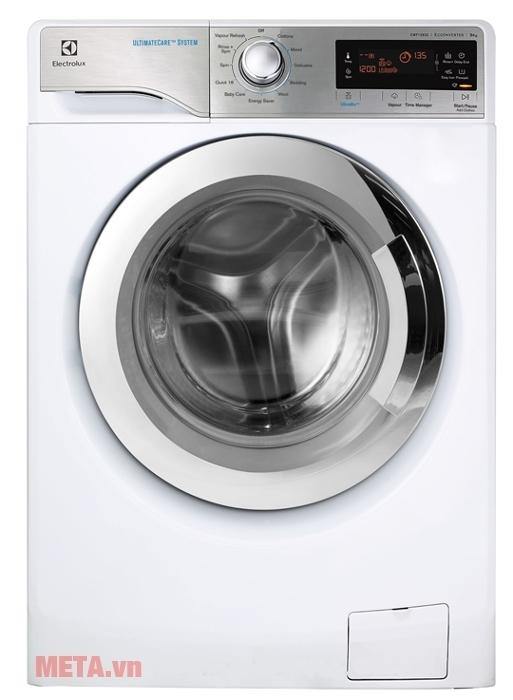 Máy giặt cửa trước Electrolux EWF12933 9kg Inverter có chương trình giặt đa dạng.