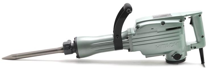 Máy đục bê tông Hitachi PH65A có công suất lớn 1.240W
