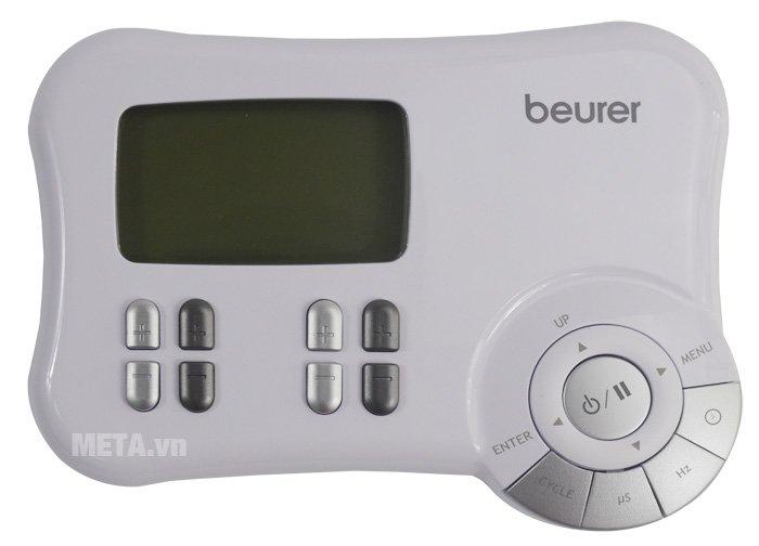 Máy massage xung điện Beurer EM80 làm bằng nhựa cao cấp