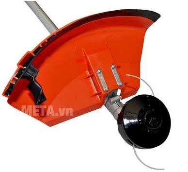 Đầu lắp lưỡi cắt của máy cắt cỏ cầm tay Hitachi CG31EBS