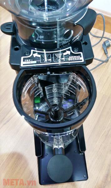 Máy xay cà phê Cunill Space Inox xay cà phê cực mịn