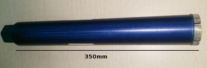 Mũi khoan rút lõi bê tông DCA bền bỉ, hiệu quả, năng suất cao.