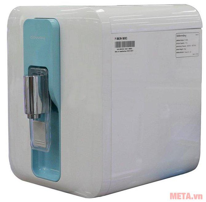 Máy lọc nước Coway P-300R có hệ thống kháng khuẩn tiên tiến