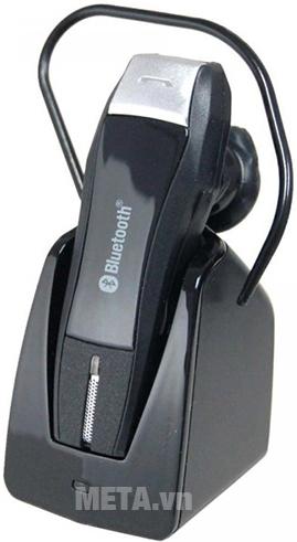 Tai nghe điện thoại Bluetooth Kashimura BL-25 kết nối cùng lúc 2 thiết bị