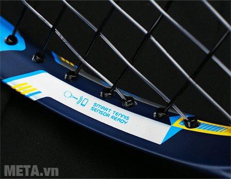 Vợt tennis Wilson ULTRA 100 WRT7297102 có mật độ dây cước 16 x 19
