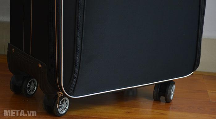 Vali kéo VLX012 28 inch thiết kế 4 bánh xoay 360 độ