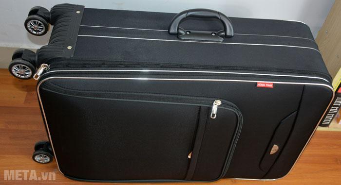 Vali kéo VLX012 28 inch làm bằng vải cao cấp