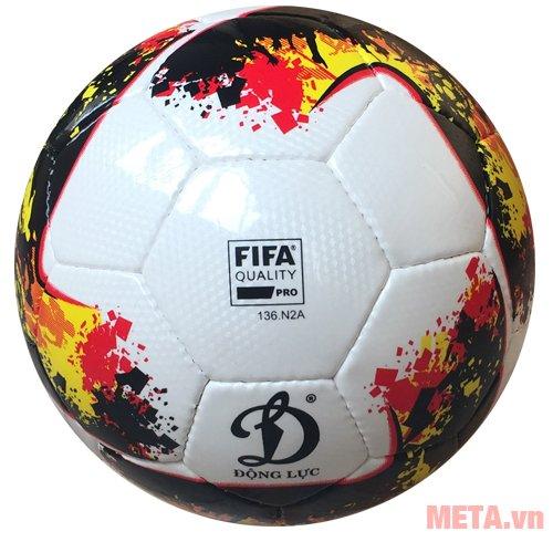 Bóng đá Fifa QUALITY PRO UHV 2.07 GALAXY có độ nảy nhỏ hơn 3mm