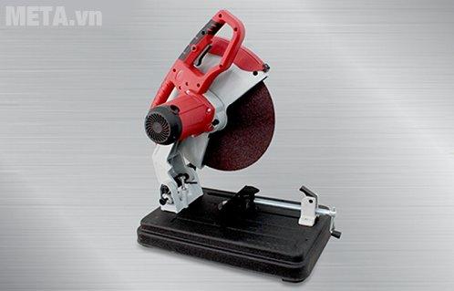 Máy cắt sắt Oshima MOD.OS1 thiết kế công tắc có độ đàn hồi, bấm nhẹ, không gây đau tay