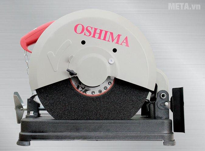 Máy cắt sắt Oshima MOD.OS2 sở hữu độ rắn chắc tuyệt đối