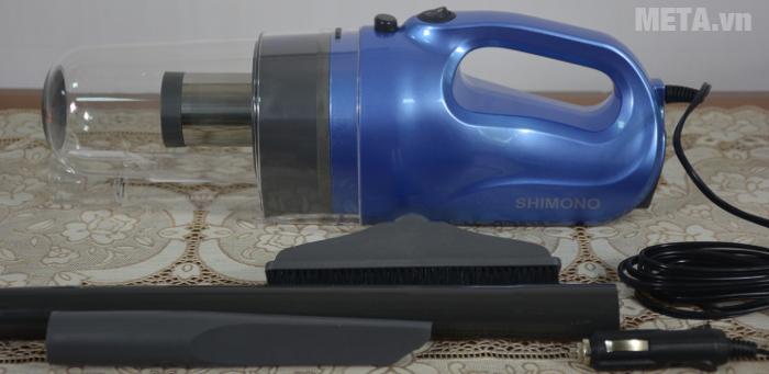 Hộp chưa bụi máy Shimono SVC1016-C kháng vỡ, bền bỉ
