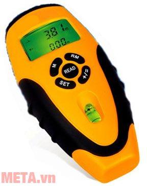 Máy đo khoảng cách siêu âm M&M Pro DMAMT316 sử dụng đơn giản, tiện lợi.